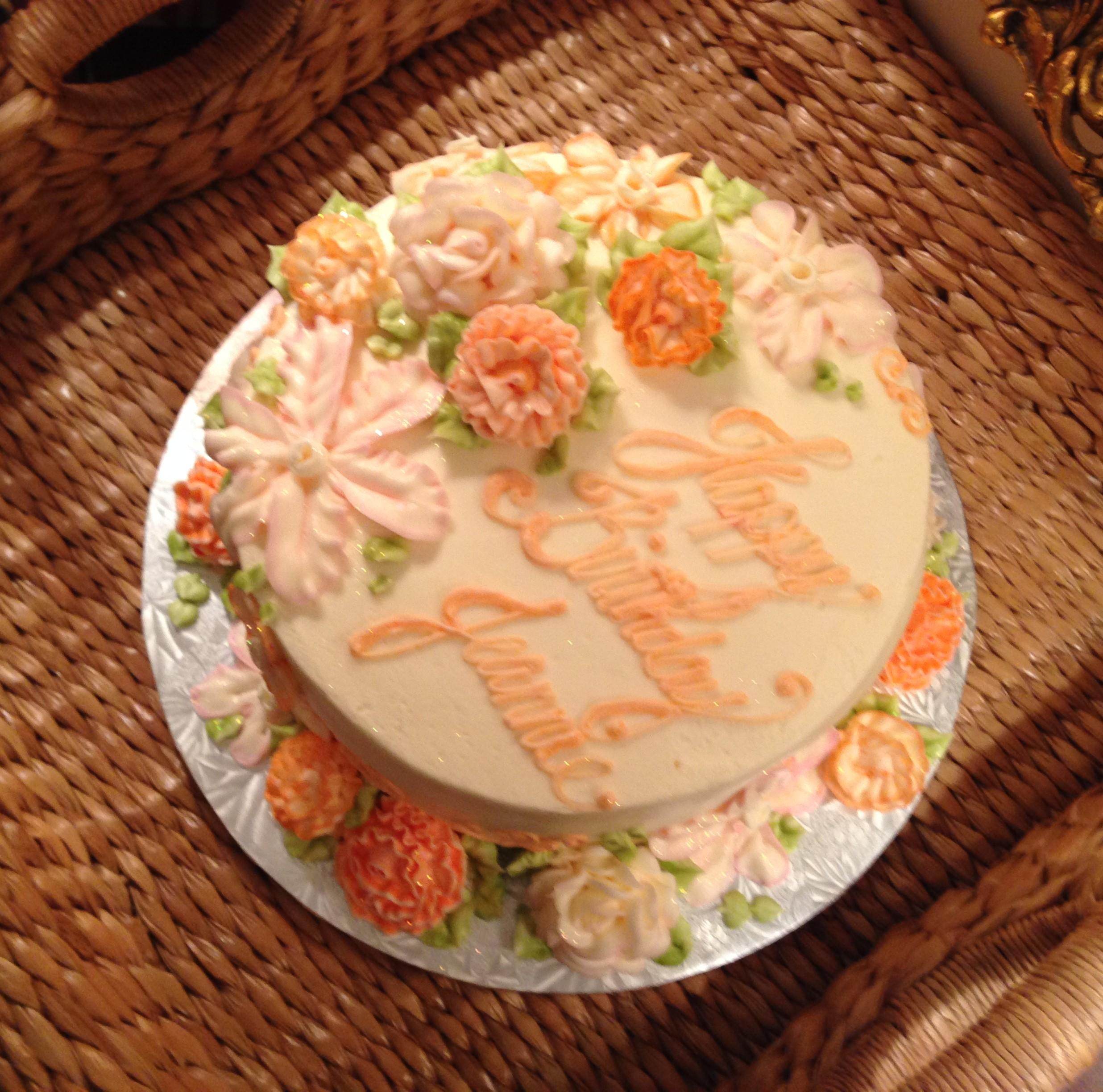 Jeannie S Cake